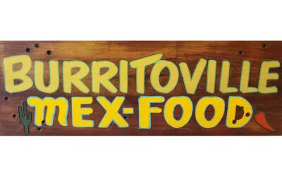 BurritoVille Cafe is Now BurritoVille Mex Food